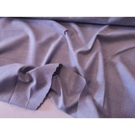 Toile coton/viscose grise