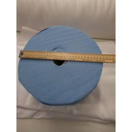Bobine de jersey bleu