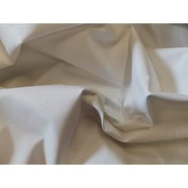 Poly-coton blanc en 2m80