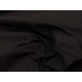 Cretonne noir uni
