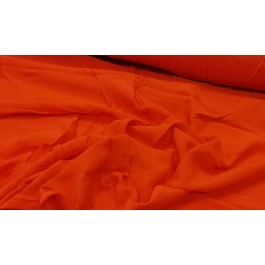 Maille orange uni