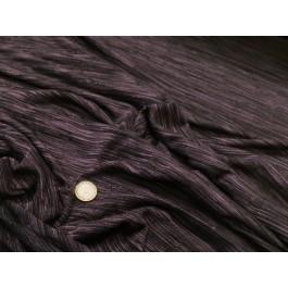 Jersey poly-coton noir...