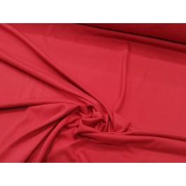 Jersey coton vieux rouge
