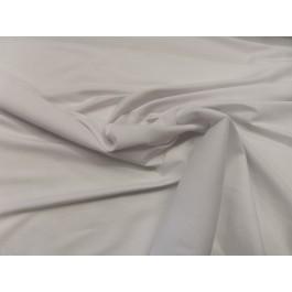 Coton lycra blanc