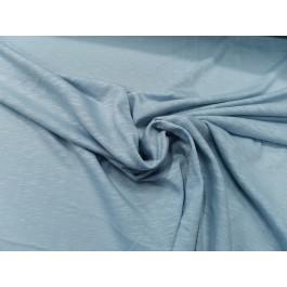 Jersey viscose bleu ciel