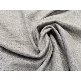 Jersey trés épais gris chiné
