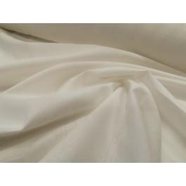 Lin d'habillement blanc