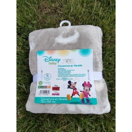 Couverture flanelle mickey...