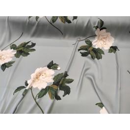 Habillement rose blanche...