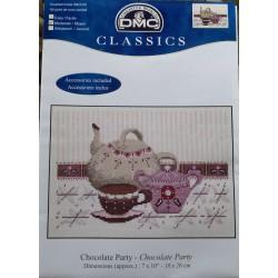 Kit à broder DMC chocolate...